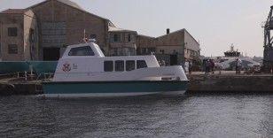 İstanbul'da deniz taksiler ay sonunda hizmete giriyor