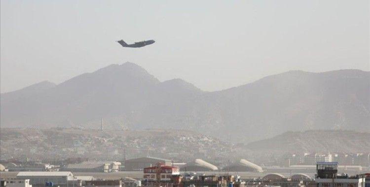 Afganistan'da NATO ile çalışan 500 Afgan ile aileleri tahliye edildi