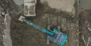 Sel felaketinin yaşandığı Bozkurt'ta çalışmalar 26'ncı gününde devam ediyor