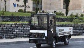 Yerli elektrikli hizmet aracı Tragger otonom test sürüşlerine hazırlanıyor
