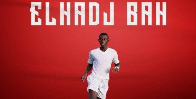 Samsunspor, Gineli forvet Elhadj Abdourahamane Bah'ı kadrosuna kattı