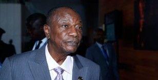 Gine Cumhurbaşkanı Alpha Conde'nin Twitter'daki son paylaşımı