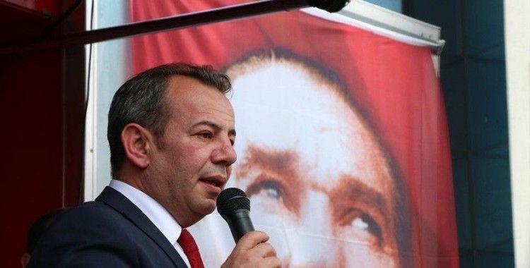 CHP'den Tanju Özcan açıklaması: Uyarı için Yüksek Disiplin Kurulu'na sevk edildi