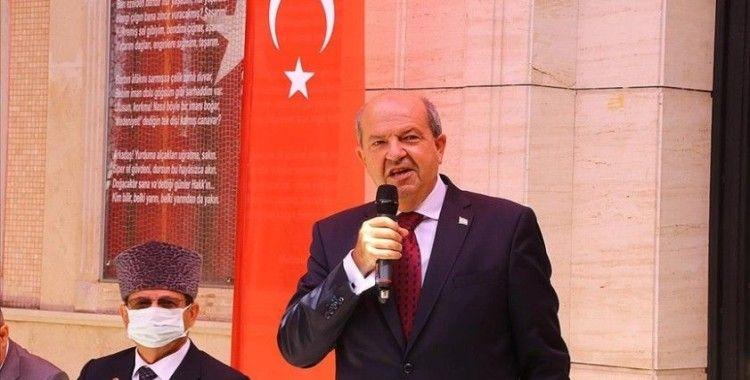 KKTC Cumhurbaşkanı Tatar: Rumlarla bir ortaklık artık geride kalmıştır