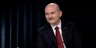 İçişleri Bakanı Soylu, AB Genişleme ve Komşuluk Politikası Komiseri Varhelyi'yi kabul etti