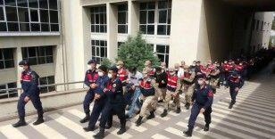 Hakim/Savcı sınavı soruşturması kapsamında 25 FETÖ şüphelisine gözaltı kararı