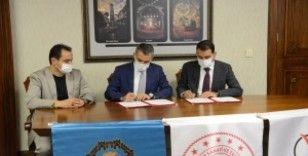 DBB ile Karacadağ Kalkınma Ajansı arasında 'Mola Evi' protokolü