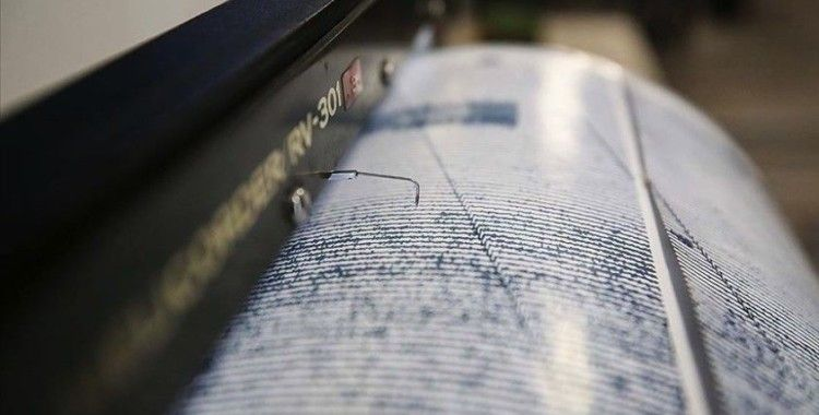 Antalya'nın Kumluca ilçesi açıklarında 4,5 büyüklüğünde deprem