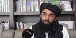 """Taliban Sözcüsü Mucahid: """"Türkiye dost ve kardeş bir ülkedir, çok derin ilişki ve bağımlılık içerisindeyiz"""""""