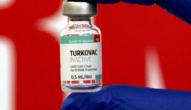 TURKOVAC'tan güzel haber, aşılanan 36 kişide yan etki görülmedi