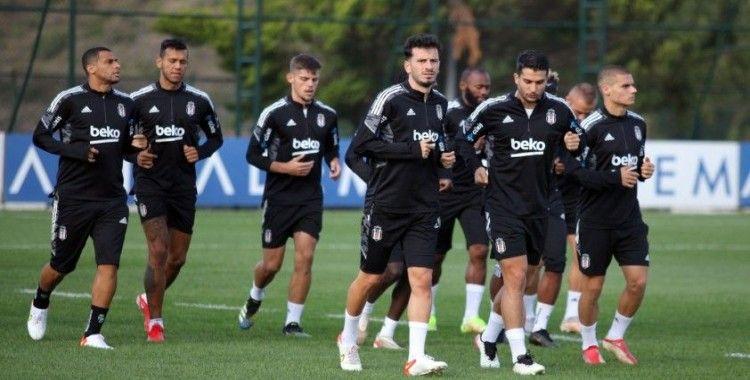 Beşiktaş, Yeni Malatyaspor maçı hazırlıklarını sürdürdü