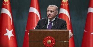 Cumhurbaşkanı Erdoğan: İnşa ettiğimiz hidroelektrik santralleri ile Türkiye'yi bu alanda çok farklı bir boyuta taşıdık