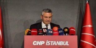 CHP heyeti Erbil'den döndü