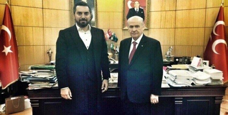 """Turgay Başyayla'dan MHP'ye yeni marş """"DEVLET ATAM"""""""