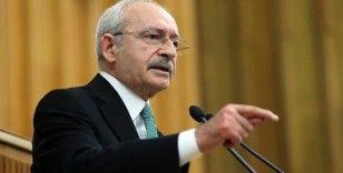 CHP lideri Kılıçdaroğlu: Ülkemiz iklim ve su krizinin tam ortasında
