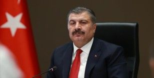 Sağlık Bakanı Koca: Vakit kaybetmeden hatırlatma dozunuzu olun