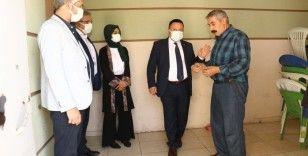Başkan Beyoğlu'ndan Yunus Emre Mahallesi'ne taziye evi ve toplantı salonu müjdesi