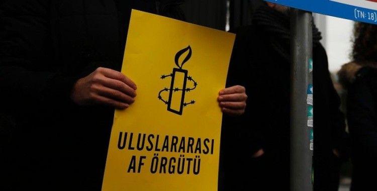 İYİ Partili Çıray'dan Af Örgütü'ne: Türkiye'yi yönetenlere gözdağı veriyorlar