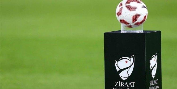 Ziraat Türkiye Kupası'nda 1. Eleme Turu mücadeleleri tamamlandı