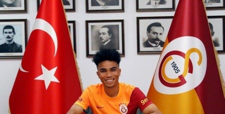 Galatasaray, Gustavo Assunçao'yu açıkladı