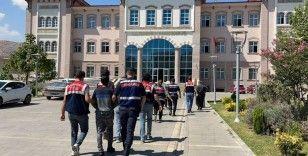Kahramanmaraş merkezli PKK/KCK operasyonu