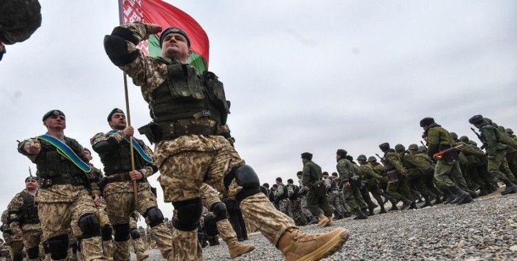 KGAÖ ülkeleri, kolektif güçleri modern silah ve teçhizatla donatacak