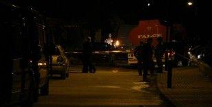 Kuzey Makedonya'da Kovid-19 hastalarının tedavi edildiği merkezdeki yangında 10 kişi öldü