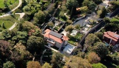 İBB Başkanı İmamoğlu, şehitlik arazisi üzerine yapılan saray gibi lojmana yerleşti