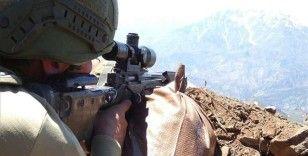 Fırat Kalkanı bölgesinde saldırı hazırlığındaki 6 PKK/YPG'li terörist etkisiz hale getirildi