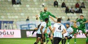 Bursaspor'un en değerli ismi Tim Matavz oldu