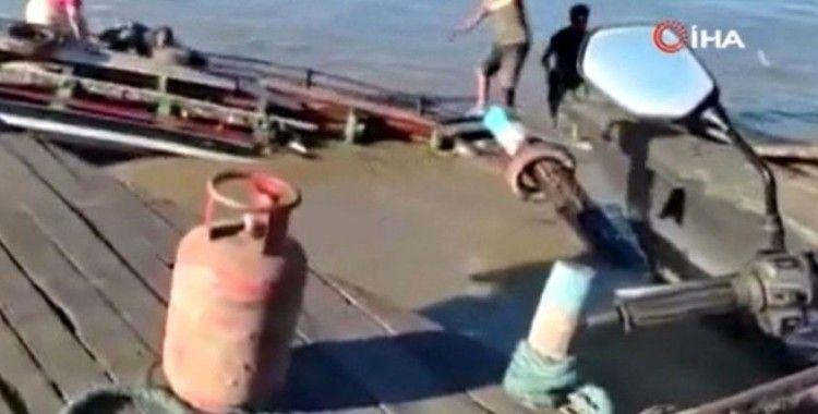 Hindistan'da tekne kazasının bilançosu netleşiyor