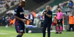 Trabzonspor Abdullah Avcı yönetiminde Galatasaray karşısında ilk galibiyetini hedefliyor
