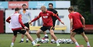 Galatasaray, Trabzonspor maçı hazırlıklarına devam etti
