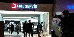 Mardin'de terör örgütü PKK ile çıkan çatışmada 1 polis yaralandı