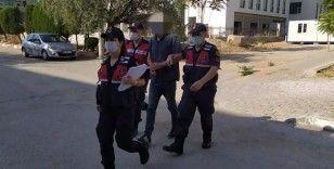Minibüs yan kesicisi tutuklandı