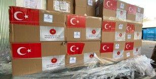 Türkiye'den Kırgızistan'a 150 bin doz Sinovac aşısı ulaştı