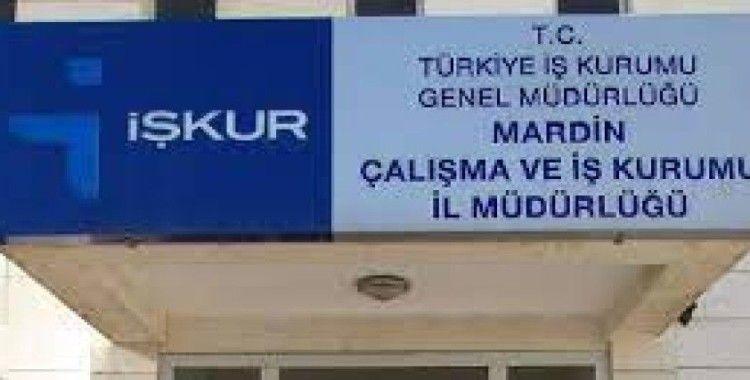 Mardin Çalışma ve İş Kurumu TYP kapsamında 410 temizlik görevlisi alacak