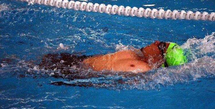 Engelli sporcu başarılarıyla akranlarına rol model oluyor