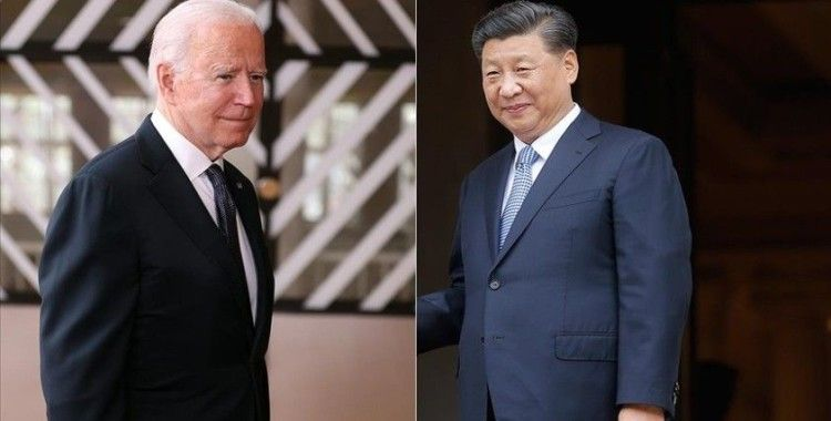 Biden ve Cinping, ABD ile Çin arasında iş birliği alanlarını görüştü