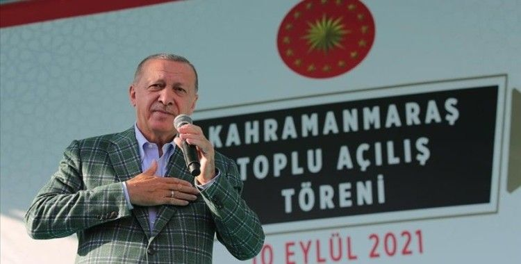 Cumhurbaşkanı Erdoğan: 'Fahiş fiyat artışlarının önüne geçeceğiz'
