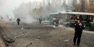 Askerleri taşıyan otobüse yapılan bombalı saldırının sanıklarının yargılanmasına devam edildi