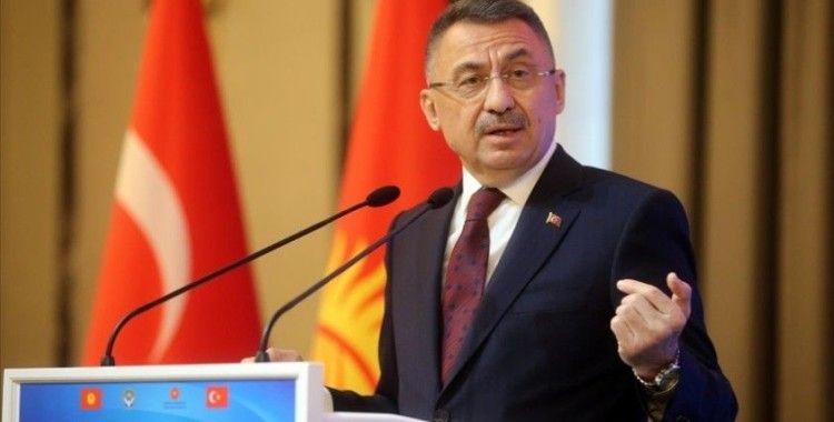 Cumhurbaşkanı Yardımcısı Oktay: FETÖ, PKK, DEAŞ terör örgütlerine karşı en iyi mücadele 'kaliteli ve nitelikli eğitim'