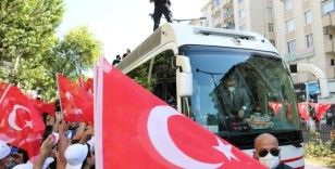 Cumhurbaşkanı Erdoğan, AK Parti Genişletilmiş İl Danışma Toplantısı'nda