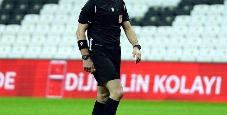 Kayserispor - Kasımpaşa maçını Yasin Kol yönetecek