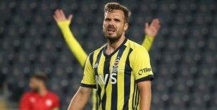 Fenerbahçe'de Filip Novak takımla çalıştı