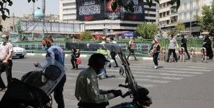 İran'da son 24 saatte 445 kişi Kovid-19'dan hayatını kaybetti