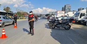 Bakırköy'de asayiş uygulaması