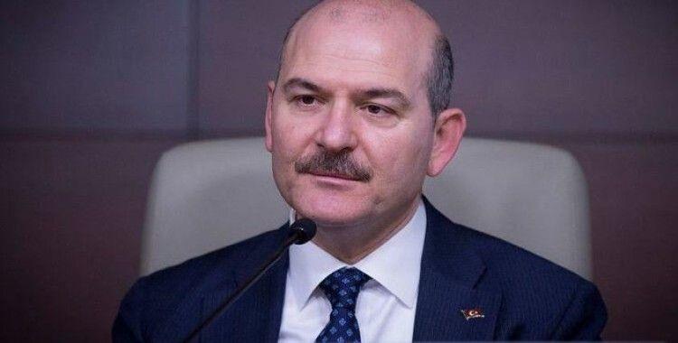 Bakan Soylu'dan 'terörle mücadele' açıklaması