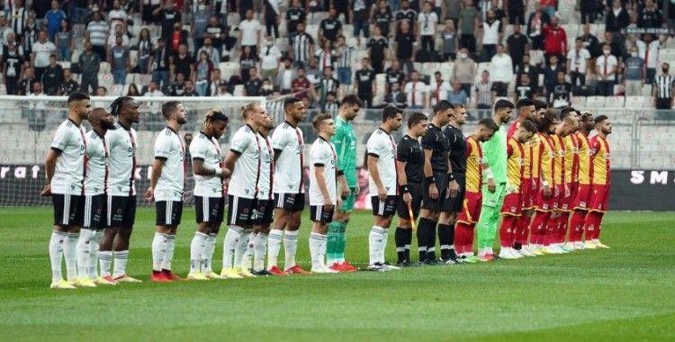 Süper Lig: Beşiktaş: 2 - Yeni Malatyaspor: 0 (Maç devam ediyor)