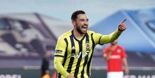 Sinan Gümüş: 'Kendimi Fenerbahçe'den büyük görmedim'